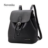 Nevenka New Fashion Teenagers Girls Casual Backpack Zipper Backpacks Shoulder Backpack Girl Totes Woman Bag Drawstring