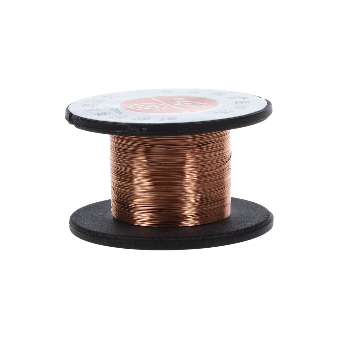 1Pcs 15m 0.1MM Copper Soldering Solder Enamelled Reel Wire Roll Connecting Drop Shipping