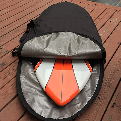 Sac de planche de surf SUP sac de planche de surf de haute qualité offre spéciale sac de surf pour écumoire