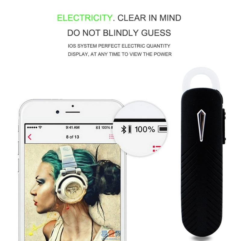 Mini Stereo Bluetooth-peakomplekti käed vabad kõrvaklapid Bluetooth - Kaasaskantav audio ja video - Foto 5
