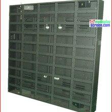 Наружный светодиодный дисплей fix intall шкаф, Индивидуальный размер, используется для всех модулей p5, p6, p8, p10, p16