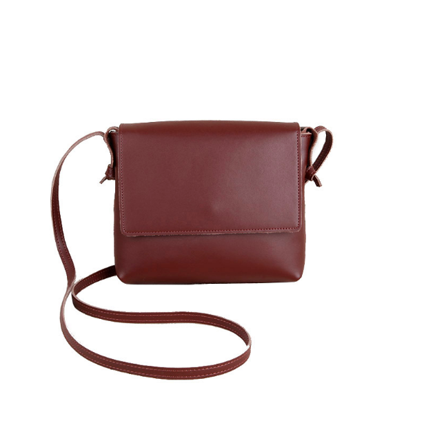 New Fashion Genuine Leather Female Messenger Shoulder Bags Mini Korean Style Simple Woman Flap Bags Sweet Women Retro Bags L192 new korean style genuine leather female