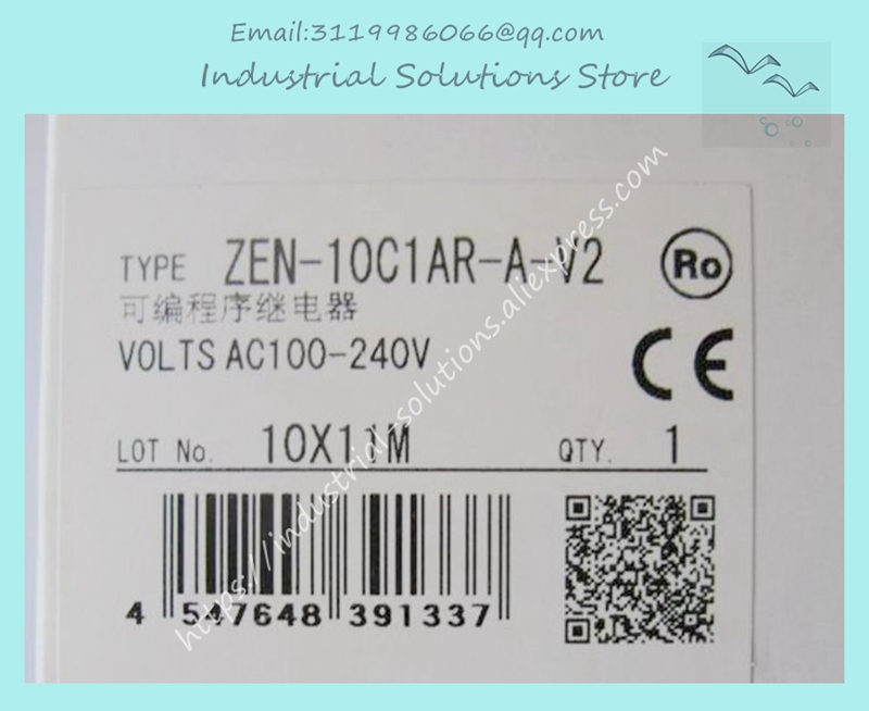 New in box PLC for ZEN-20C1DR-D-V2 ZEN20C1DRDV2New in box PLC for ZEN-20C1DR-D-V2 ZEN20C1DRDV2
