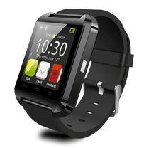 Wearable Devices Ios Uwatch U8 Smart Watch Altimeter Barometer Watch Bluetooth Wristwatch Sport Smartwatch Android