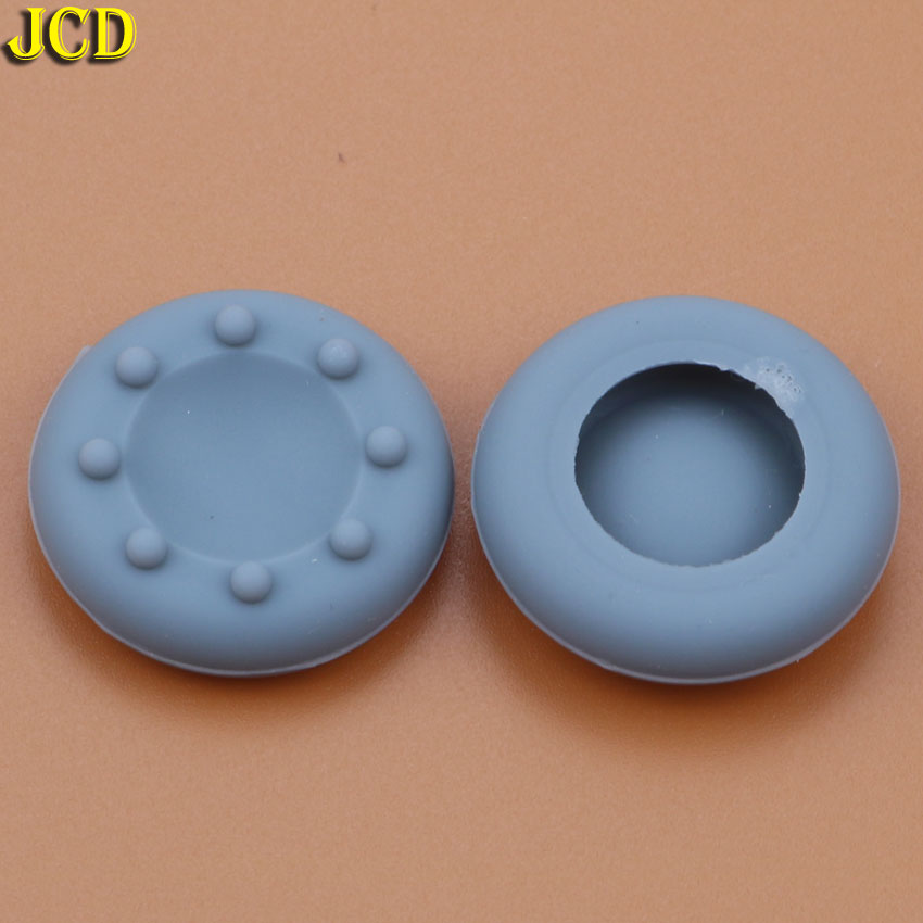 Image 4 - JCD 2pcs Analog Silicone Controller Joystick Cover 3D Analog Joystick Grip Cap for Sony Playstation4 3 PS3 PS4 Xbox 360 / One-in Replacement Parts & Accessories from Consumer Electronics