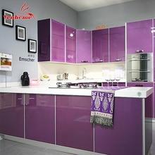 Diyの紙pvc防水自己接着壁紙ワードローブキッチンキャビネット家具リフォーム壁のステッカーの装飾vinyl wall stickerswall stickervinyl wall