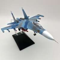 Static Model plane Su30 1:72 for Hobby Collection static aircraft toy