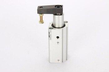 Double Acting Rotary Clamp Cylinder QCK Series Pneumatic Cylinder QCKL63-10 QCKL63-20 QCKL63-30