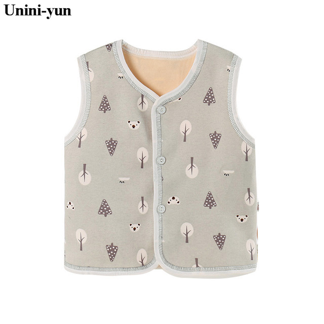 292569cd2 New Children s Vest for Boys Spring Autumn Wool Baby Vests Fashion ...