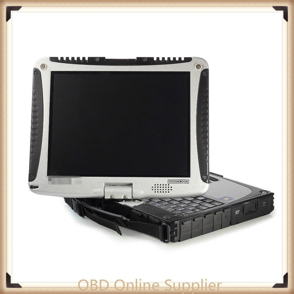 Prix pour Haute qualité Toughbook CF19 CF-19 POUR ordinateur portable trois ans de garantie Toughbook Panasonic ordinateur portable CF 19 + 320G HDD avec DHL livraison Gratuite