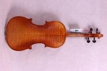 4/4 violine Europäischen holz Ahorn Master Ebene, Kraftvollen Sound bestnote Neue #1604