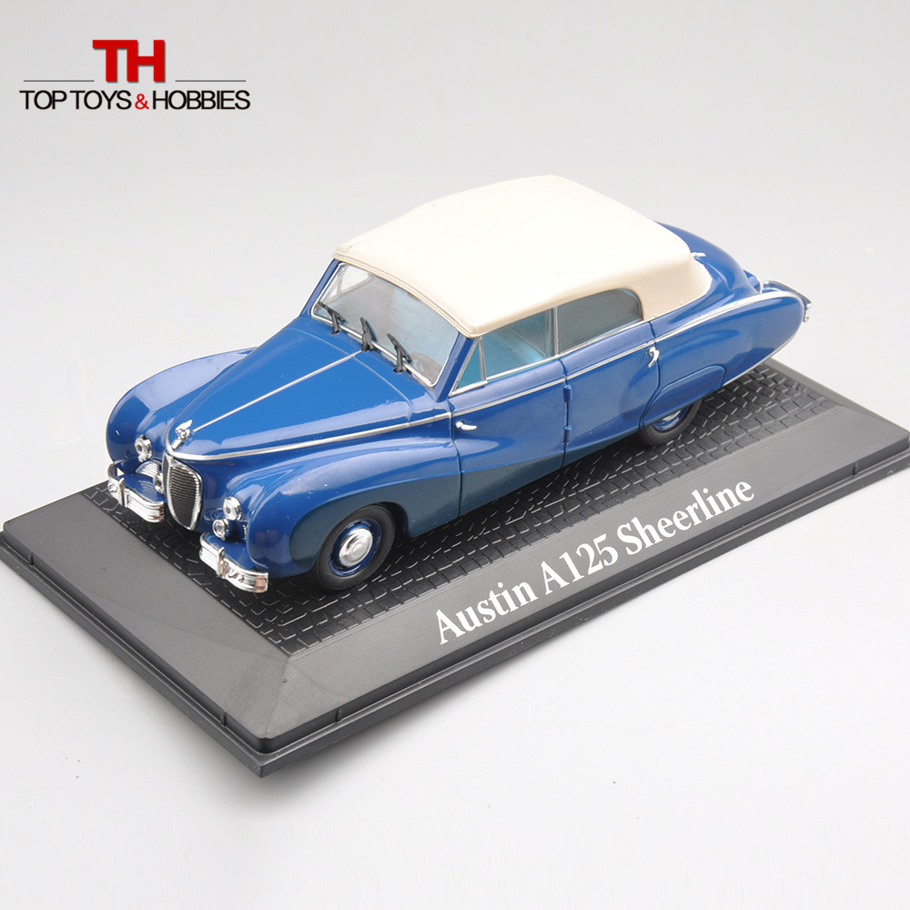 product Atlas 1:43 Norev Model Austin A125 Sheerline Diecast Car Toys Collections Children Gift
