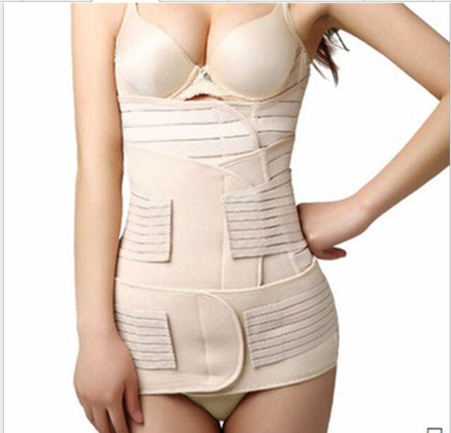 Après la grossesse abdominale vêtements Liant-Ceinture De Maternité-Post  Natal Élastique Post- 24c5cc4e6b3
