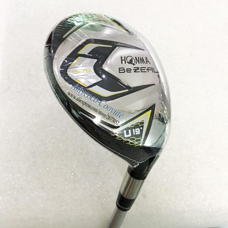 Nouveau Hommes De Golf clubs HONMA BEZEAL 525 Golf Hybrides bois U19 clubs HONMA Golf bois et Graphite De Golf arbre Cooyute livraison gratuite