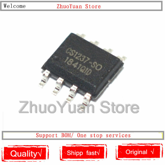 1PCS/lot CS1237 CS1237-SO SOP-8 New Original IC Chip