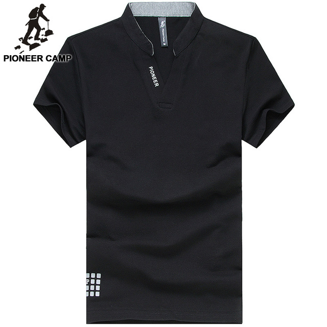 Pioneer Camp 2017 summer men polo shirts business casual fitness  active polo shirt men clothing brand shirt