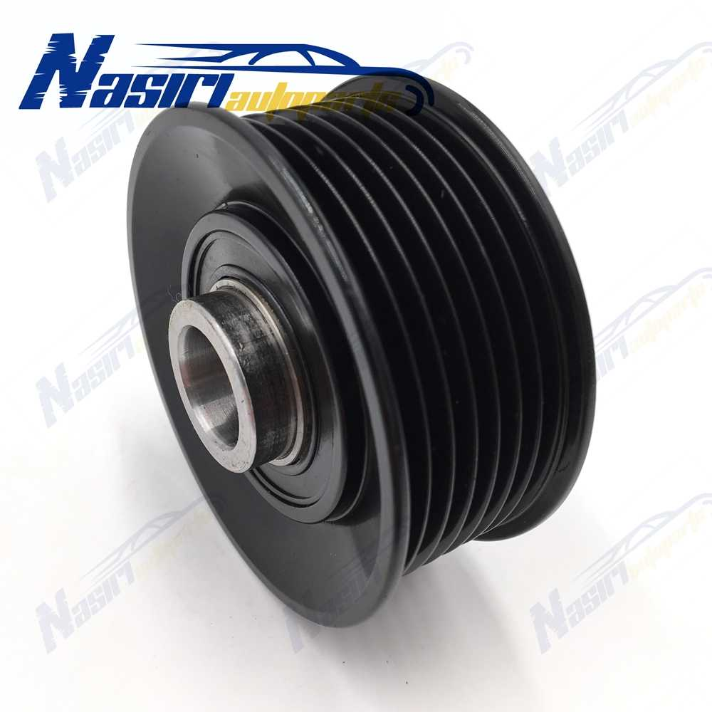 Overrunning אלטרנטור גלגלת עבור יונדאי H-1 i800 iLoad מטען פורטר סורנטו 2.5 CRDi דיזל D4CB 2002-2012 535007910 F-232774