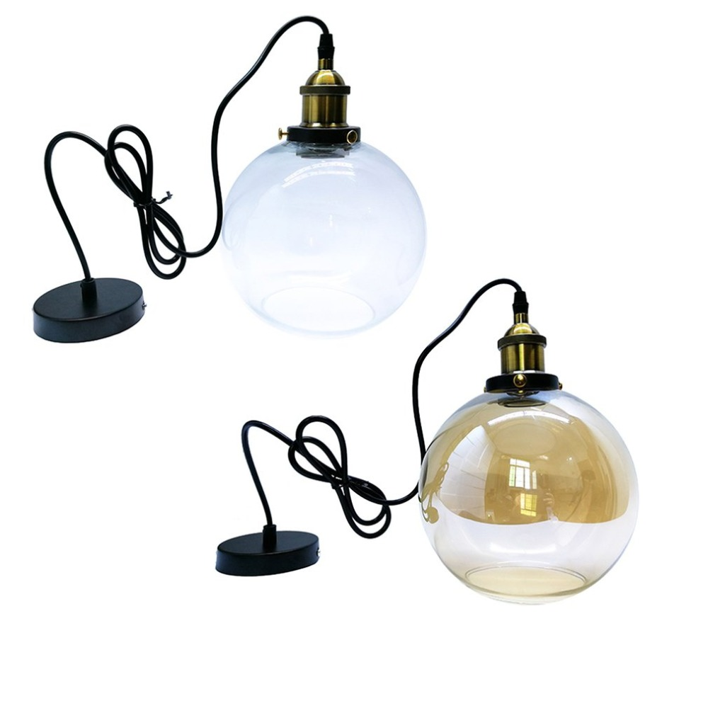 20cm/25cm Post Modern Chandelier Branch Light Living Room Hall Iron Modo Glass Ball Simple Lines Pendant Lamp Lighting Fixture20cm/25cm Post Modern Chandelier Branch Light Living Room Hall Iron Modo Glass Ball Simple Lines Pendant Lamp Lighting Fixture