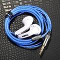Lo nuevo 32ohm DIY botón de los Auriculares de DJ de Alta Fidelidad Auricular como monjes fone de ouvido auriculares MX500 sonido claro para smartphone MP3