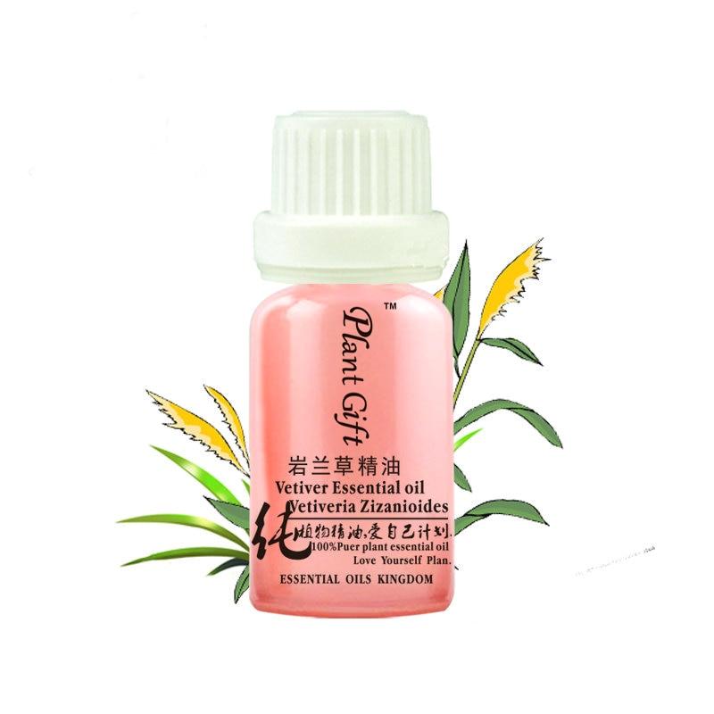 Free Shopping 100% Pure Plant Vetiver Oil Haitiimports 10ml Skin Care Essential Oil Kingdom Skin Curative SET