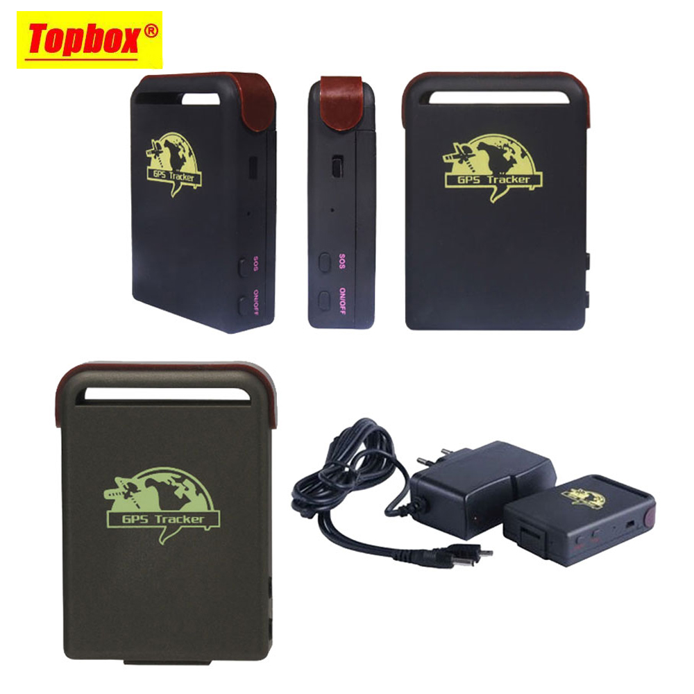 Mini RealTime GPS Tracker GSM GPRS System Car Vehicle Tracking Locator Device TK102