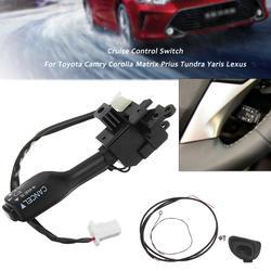 1 комплект переключатель управления круизом для автомобиля пластиковая пилочка для ногтей для Matrix Prius Tundra Yaris для Lexus 84632-34011 8463234011