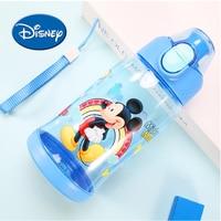 Disney Baby Drink Bottles Eco Friendly PP Kid Cups Cartoon Marvel Heroe Portable Outdoor Sports Water