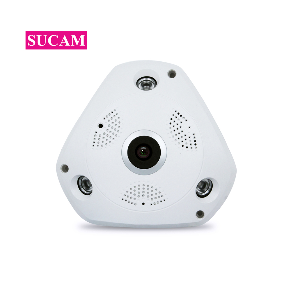 SUCAM 1.3Megapixel Dome Wifi IP Camera Indoor 360 Degrees Panoramic 1.44mm Fisheye Lens Wireless IP Camera 360Eye S AlermSUCAM 1.3Megapixel Dome Wifi IP Camera Indoor 360 Degrees Panoramic 1.44mm Fisheye Lens Wireless IP Camera 360Eye S Alerm