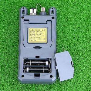 Image 4 - Kelushi Alle In Een Opticalall In een Fiber Optische Power Meter 70 Tot + 10dBm 1Mw 5Km Fiber Kabel Tester Visual Fault Locator