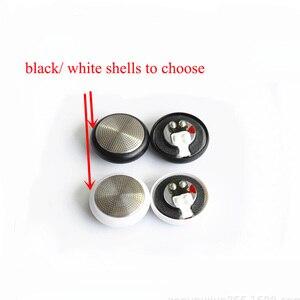 Image 5 - Altavoz plano de alta Fildelity de 14,8mm y 64 ohm, unidad controladora de auriculares, extremo de alto transparente equilibrado, 2 unids/lote