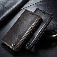 CaseMe Роскошный Кожаный Чехол Для Samsung Galaxy S6 G9200 Etui С стенд Единый Телефон Чехол Для Samsung Galaxy S6 Coque S 6 случае