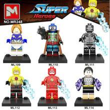 Avengers Marvel DC Super Hero Building Blocks Bricks Kid Superman Batman Spiderman Compatible Batman Toys