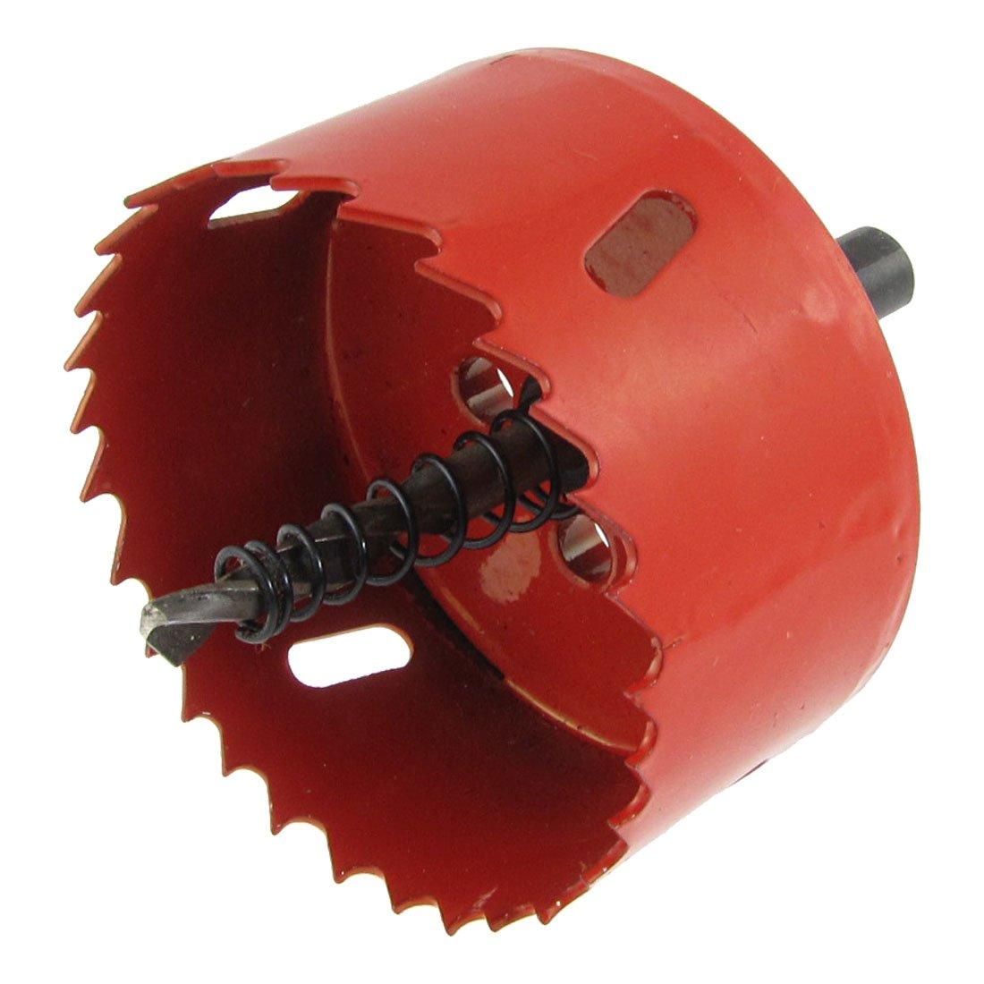 Drill Bit Holesaw Set Twist Drill Bits Hole Saw Cutter Power Tools 2 3/4-Inch Diameter