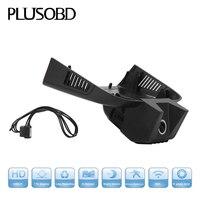 Car DVR Camera For Benz GL M 166 DVR Dash Cam Dash Camcorder 170 Angle 30Fps 1080P With G sensor Motion Detection Hidden Install
