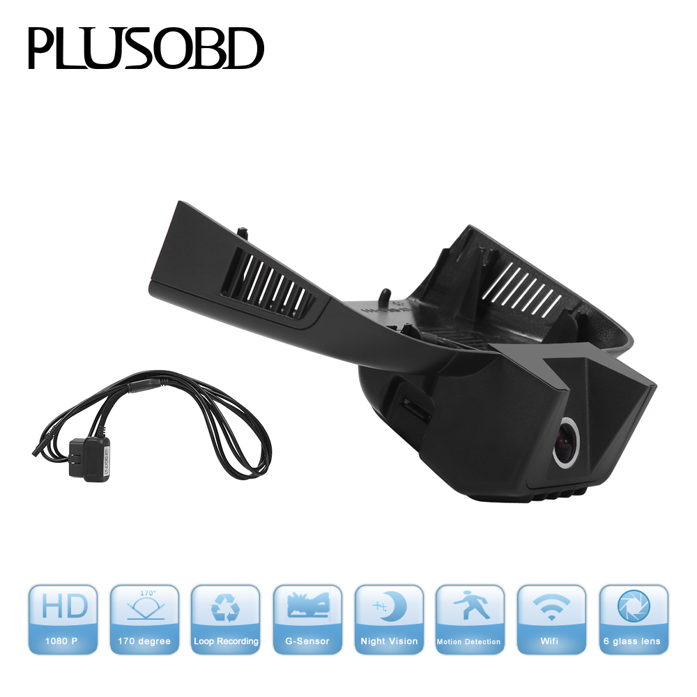 Car DVR Camera For Benz GL M 166 DVR Dash Cam Dash Camcorder 170 Angle 30Fps 1080P With  ...