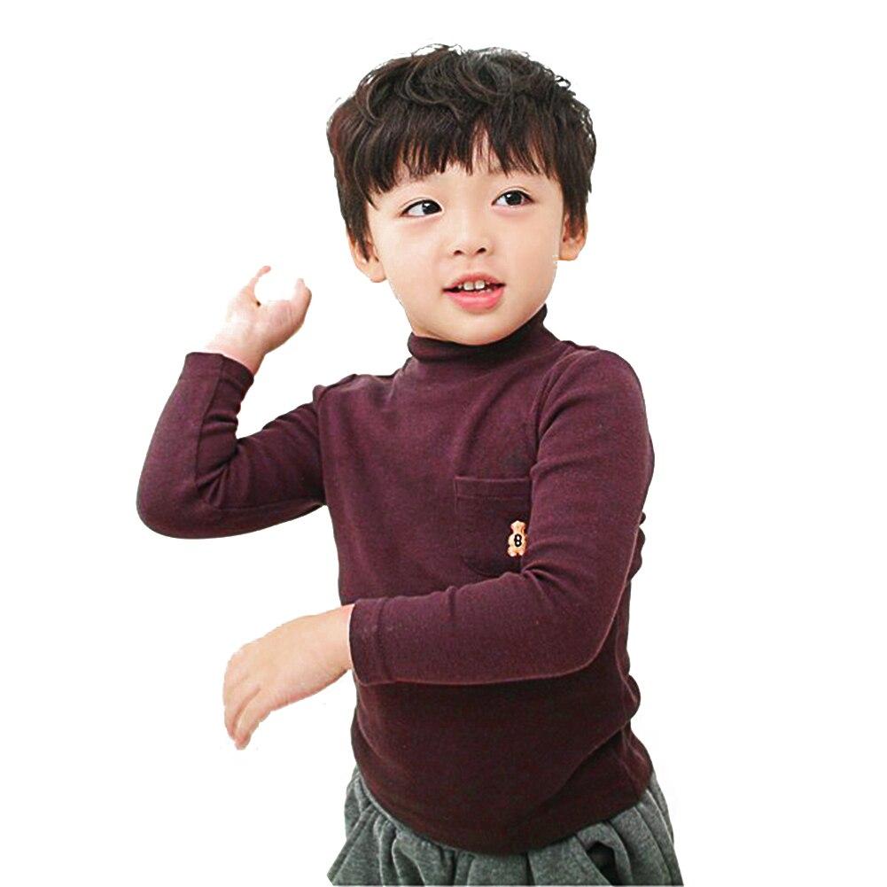 Baby Boy Girl Long Sleeve T Shirt Unisex Stripe Shirts