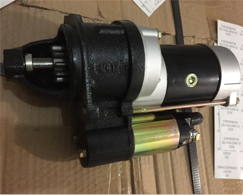diesel engine starting motor QDJ1315A 12V 5 5KW 11 teeth