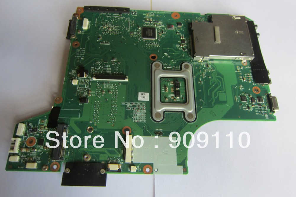 L510  integrated motherboard for T*oshiba laptop L510   V000175210 l510 integrated motherboard for t oshiba laptop l510 v000175210