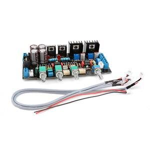 Image 2 - AIYIMA préamplificateur ton carte Audio OPA2107 + OPA2604 classe A parallèle NE5532 contrôle de Volume HIFI amplificateur préampli