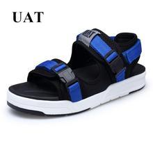 Zapatos de verano 2017 UAT marca masculina aqua zapatos al aire libre zapatos de playa antideslizantes hombres, # WJ329