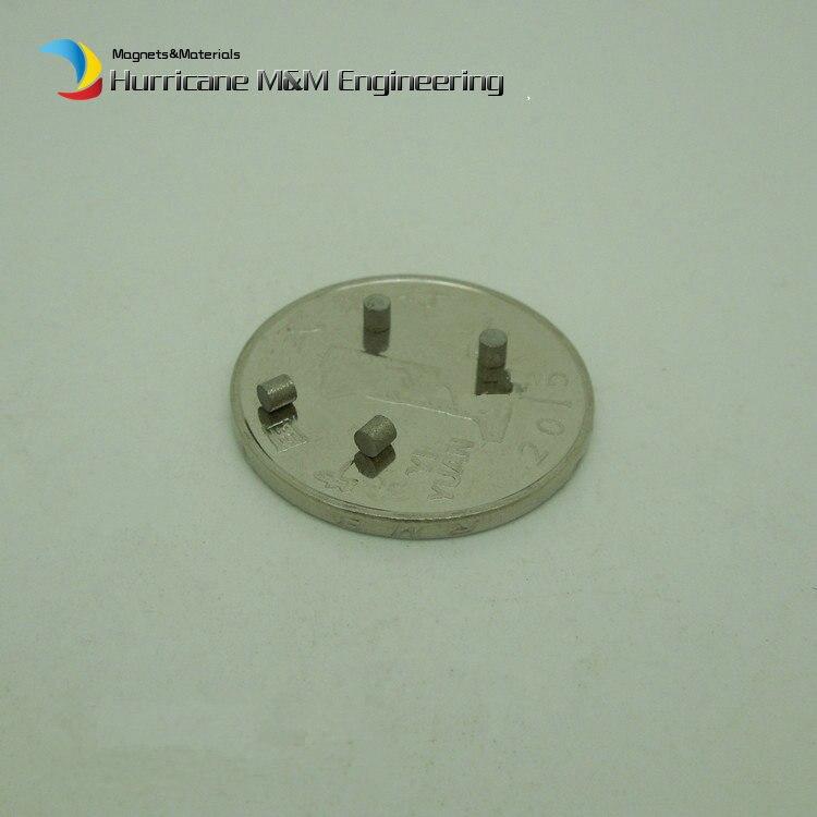 1 pack SmCo Magnet Disc Diameter 2x2 mm Grade YXG24H 350 Degree C High Temperature Medical Magnets Permanent Rare Earth Magnets 1 pack smco magnet thin disc diameter