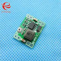 50ピース/ロット超小型サイズのdc-dcステップダウン電源モジュール3a調整可能な降圧モジュールを交換lm2596