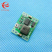 50pcs/lot Ultra-Small Size DC-DC Step Down Power Supply Module 3A Adjustable Step-Down Module Replace LM2596