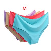 2017 High Quality 10pcs Multi Color Thin Women Seamless Traceless Sexy Lingerie Underwear Panties