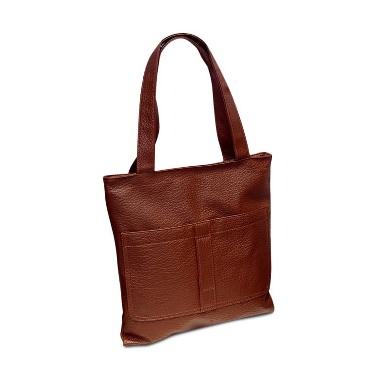 designer de luxo tote bolsa Exterior : Abra o Bolso