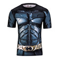 2016 KO horse press ion shirt 3D marvel superhero punisher captain America superman T-shirt fitness S trump symbol o Mori basis