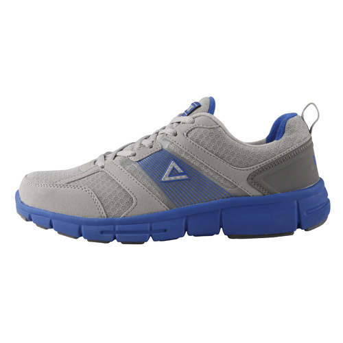 ФОТО PEAK SPORT Fashion Breathable Casual Blue Sneakers Men's Running Shoes E03591J Free Shipping