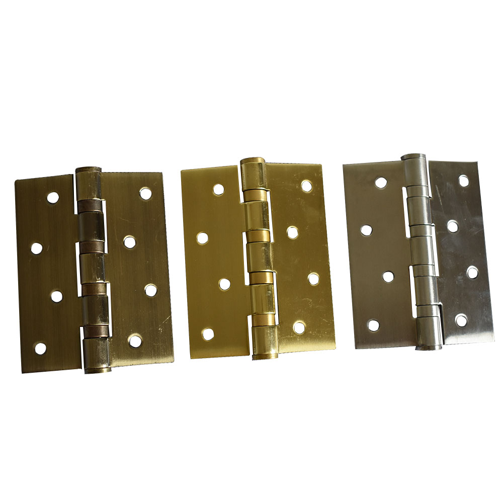 4 Inch Stainless Steel 3mm Thickness Silvery Golden Or Bronze 4