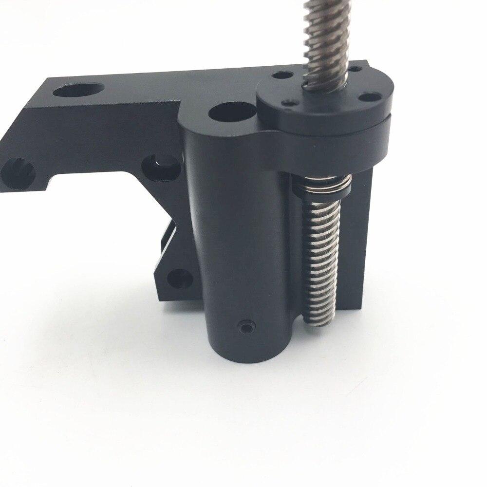 2 pièces Prusa i3 MK2/MK2S/MK3 3d imprimante mise à niveau anti-jeu delrin écrou vis Anti-jeu écrou T8 écrou à ressort