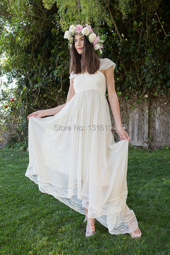 maternity wedding dress with sleeves ᗗ2017 cap sleeves ᐂ sell maternity chiffon high 5755